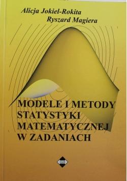 Modele i metody statystyki matematycznej w zadaniach