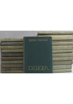 Dzieła Żeromskiego 22 tomy