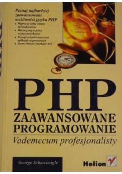 PHP Zaawansowane programowanie