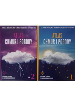Atlas chmur i pogody Tom I i II
