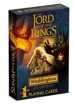 Waddingtons no.1 Lord of the Rings