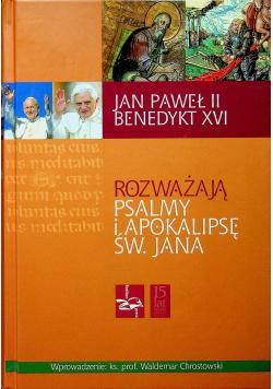 Rozważają psalmy i apokalipsę Św Jana