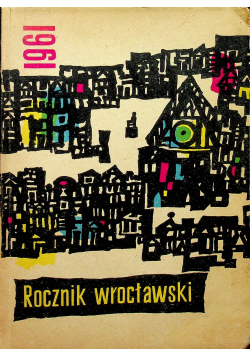 Rocznik wrocławski 1961