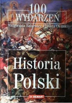 100 wydarzeń Historia Polski
