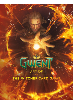 Gwent Art of The Witcher Card Game