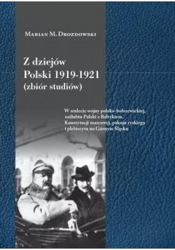 Z dziejów Polski 1919-1921