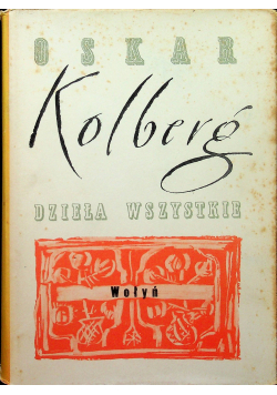 Kolberg Dzieła wszystkie Tom 36
