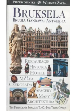 Bruksela Brugia Gandawa i Antwerpia