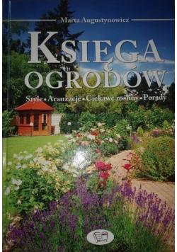 Księga ogrodów