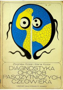 Diagnostyka chorób pasożytniczych człowieka