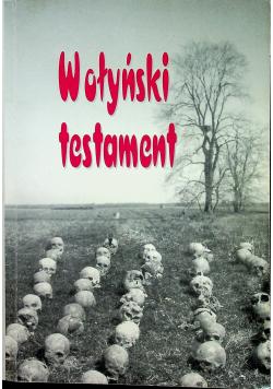 Wołyński testament