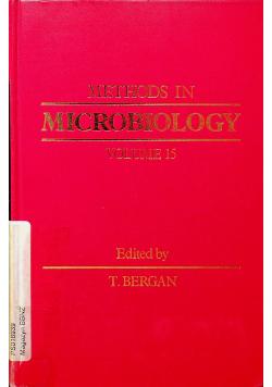 Methods in microbiology Volume 15