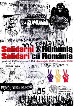 Solidarni  z Rumunią